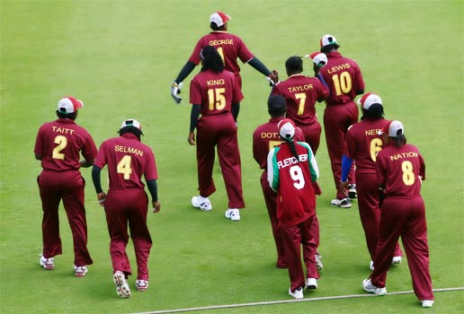 [West Indies team]