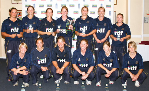 [Sussex Team 2008]
