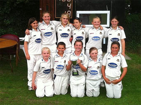 [Sussex U11 squad © unknown]