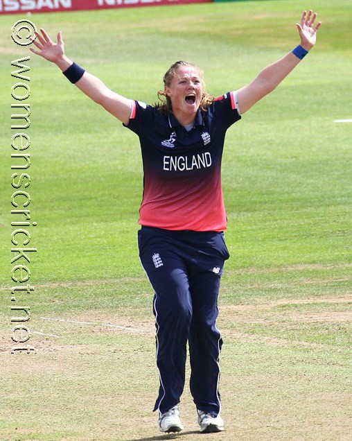 [Anya Shrubsole] © Don Miles